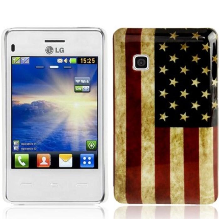 EE. UU. para celular LG Cookie Smart t375 Top - ver título original