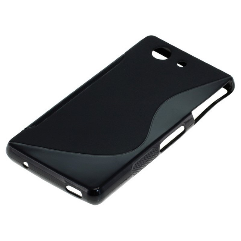 handy h lle tasche bumper case cover schale f r sony. Black Bedroom Furniture Sets. Home Design Ideas
