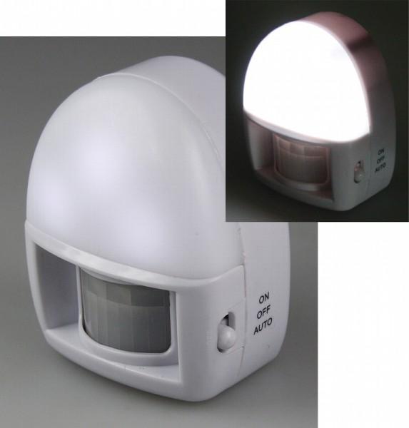led nachtleuchte notlicht lampe sicherheits licht mit. Black Bedroom Furniture Sets. Home Design Ideas