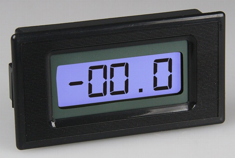 Digital Panel Meter 9v 3 5 : Panelmeter messmodul lcd panel meter v stellen mit