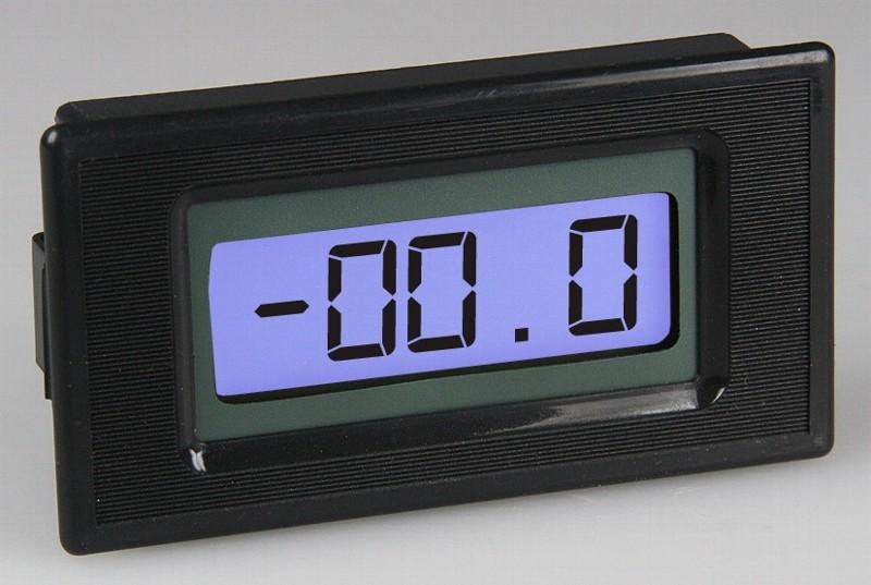 Lcd Panel Meter : Panelmeter messmodul lcd panel meter v stellen mit