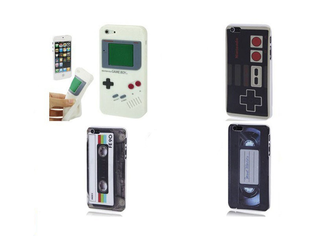 tasche h lle set vhs controller nintendo tape etui f r. Black Bedroom Furniture Sets. Home Design Ideas