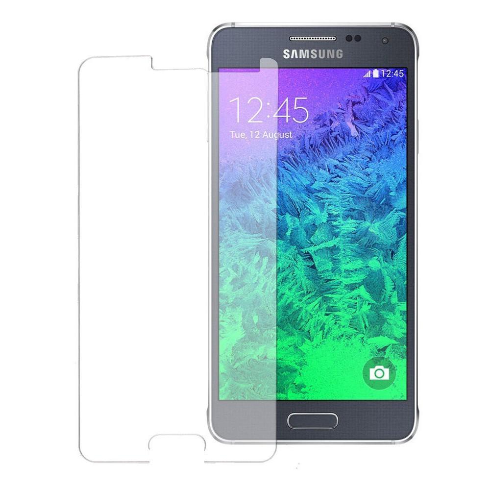 Samsung Galaxy Alpha SM-G850F Displayschutzfolie 9H ...